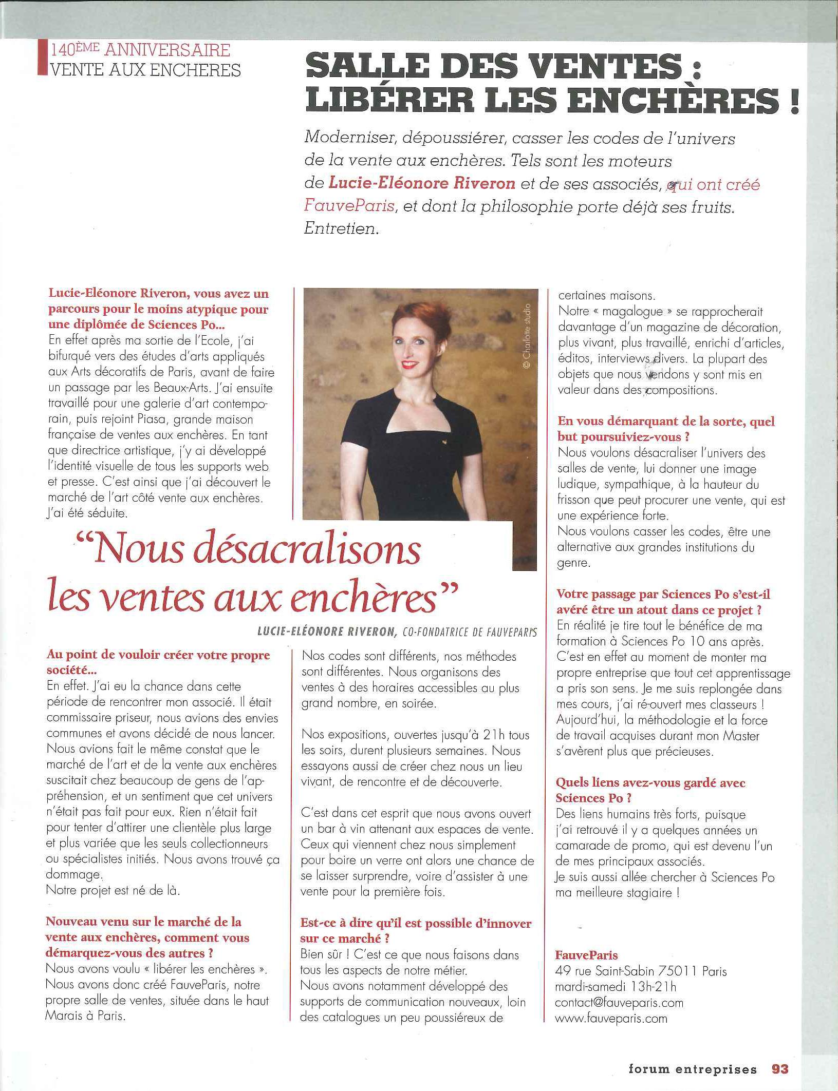 Pressbook Archives Page 6 Sur 10 Fauveparis